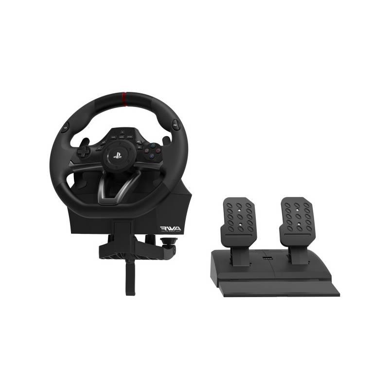 Volant HORI Racing Wheel Apex pro PS4, PS3, PC + pedály (ACP464311) čierna + Doprava zadarmo