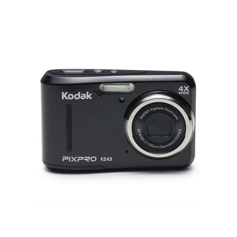 Digitálny fotoaparát Kodak Friendly Zoom FZ43 (819900012224) čierny