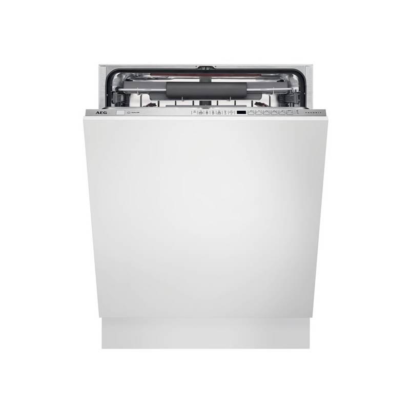Umývačka riadu AEG Mastery FSE72710P + Doprava zadarmo