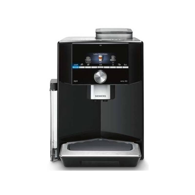 Espresso Siemens EQ.9 TI903209RW čierne/nerez + Doprava zadarmo