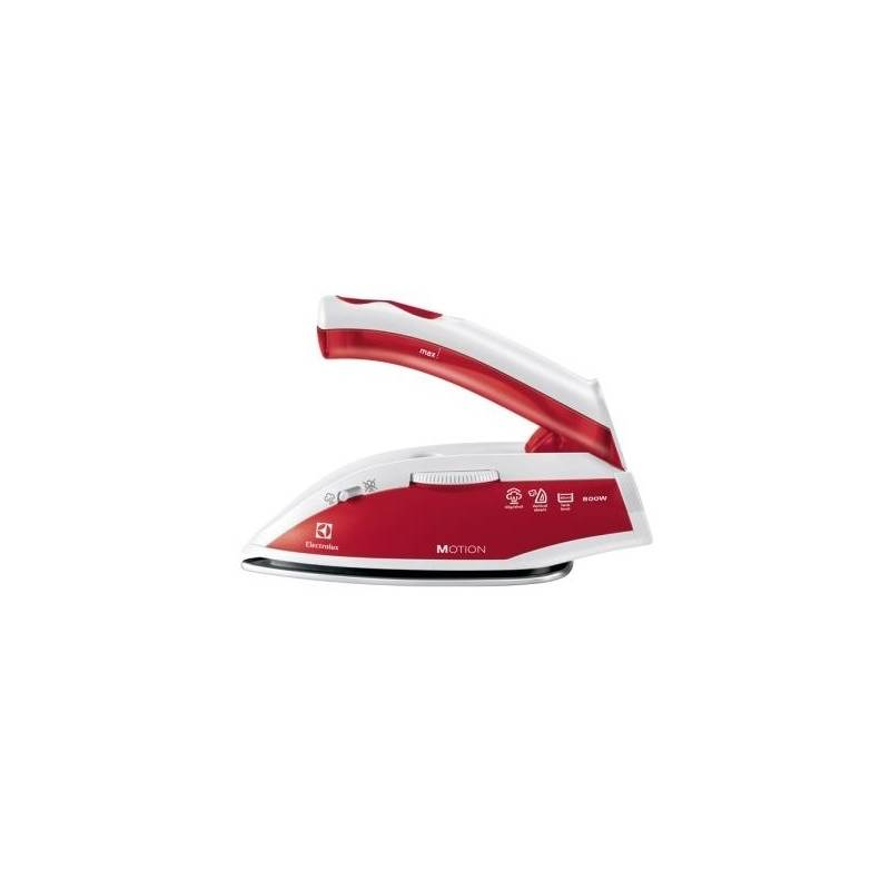 Žehlička Electrolux EDBT800 biela/červená + Doprava zadarmo