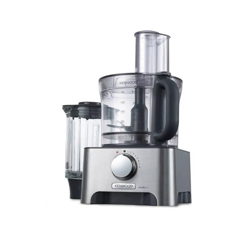 Kuchyňský robot KENWOOD MultiPro Classic FDM786 stříbrný