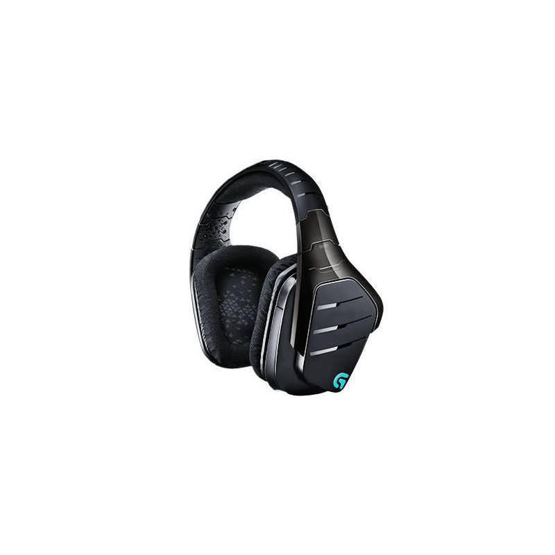 Headset Logitech Gaming G933 Artemis Spectrum (981-000599) čierny