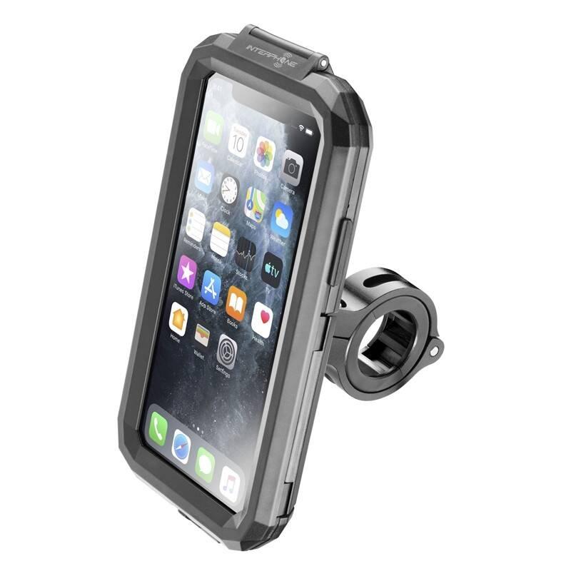 Držiak na mobil Interphone na Apple iPhone 11 Pro, úchyt na řídítka (SMIPHONE11PRO)