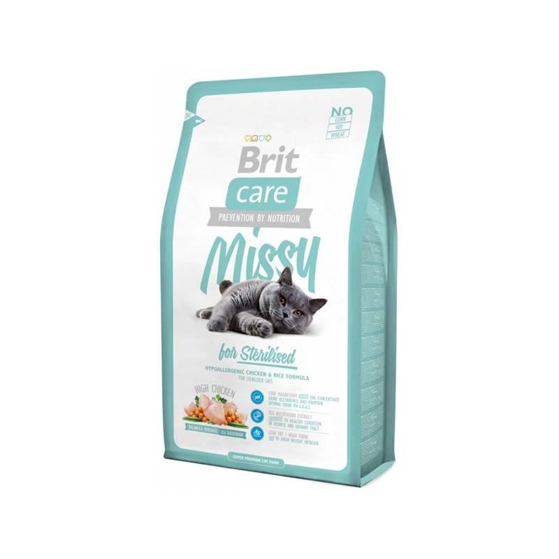Granule Brit Care Cat Missy for Sterilised 2 kg