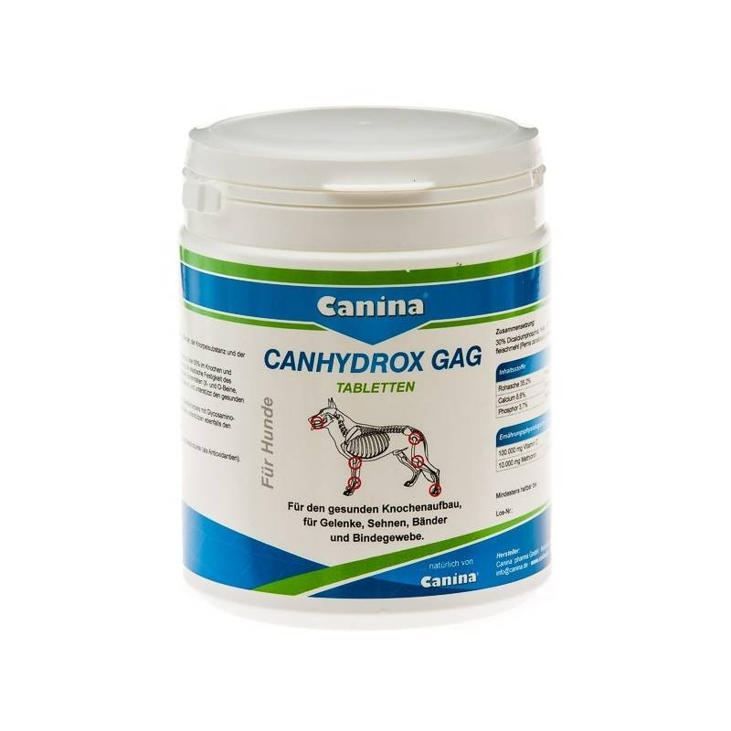 Tablety Canina Canhydrox GAG 360tbl. (600g)