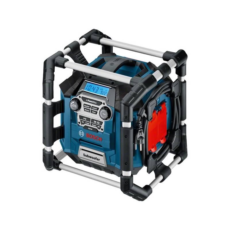 Stavebné rádio Bosch GML 20, 0601429700 + Doprava zadarmo