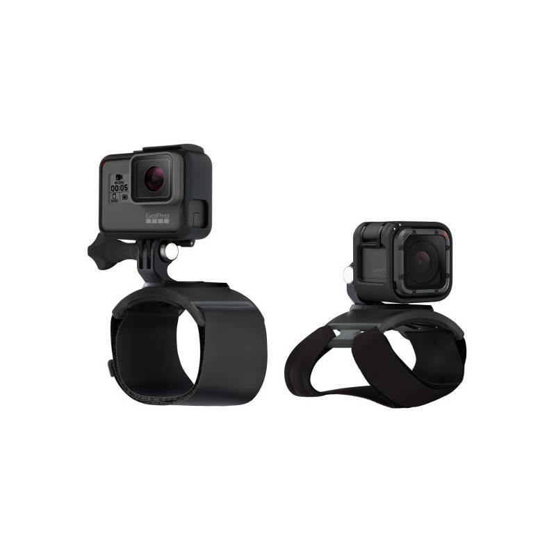 Držiak GoPro The Strap (držák na ruku + zápěstí) čierny