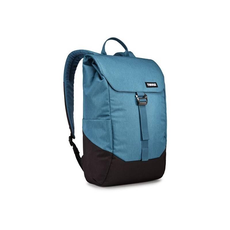 Batoh na notebook THULE Lithos 16 l (TL-TLBP113BK) čierny/modrý + Doprava zadarmo