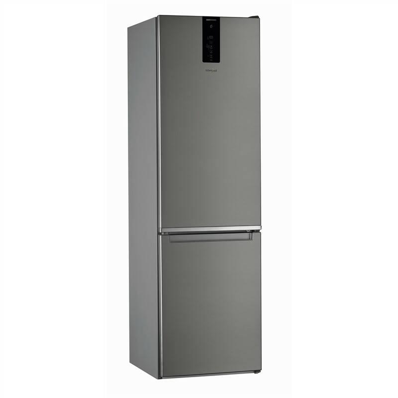 Kombinácia chladničky s mrazničkou Whirlpool W Collection W9 931D IX nerez + Cashback 50 € + Doprava zadarmo