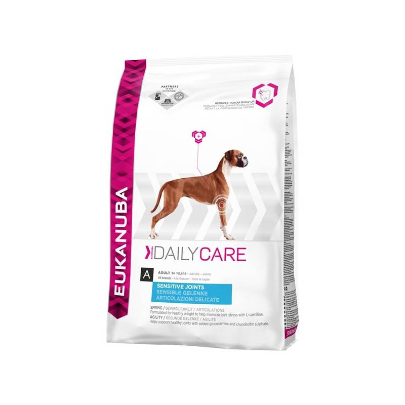 Granule Eukanuba Daily Care Sensitive Joints 12,5 kg