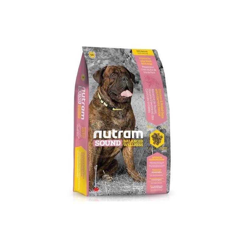 Granule NUTRAM Sound Large Breed Adult Dog 13,6 kg
