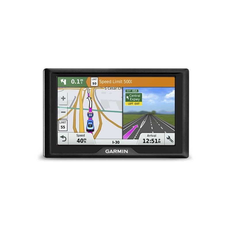 Navigačný systém GPS Garmin Drive 40 Lifetime Czech čierna + Doprava zadarmo