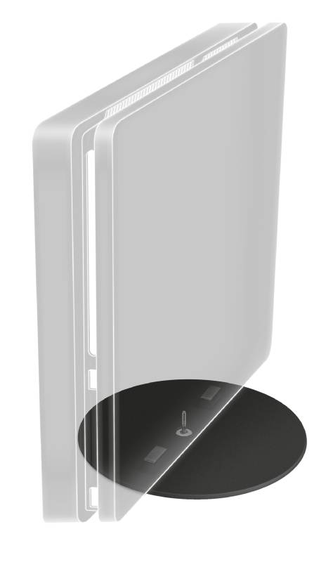 Stojan Trust GXT 710 vertikální pro PS4 Pro/Slim (22163) černý