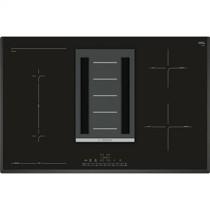 Indukčná varná doska Bosch PVS851F21E čierna