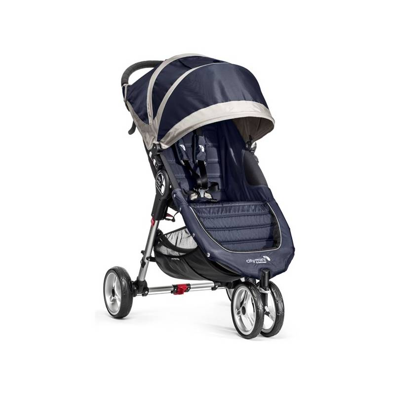 Kočík športový Baby Jogger CITY MINI 2016 Navy blue/Gray + Doprava zadarmo