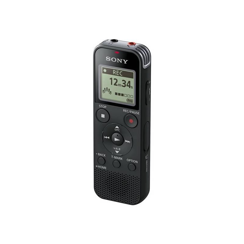 Diktafón Sony ICD-PX470 čierny