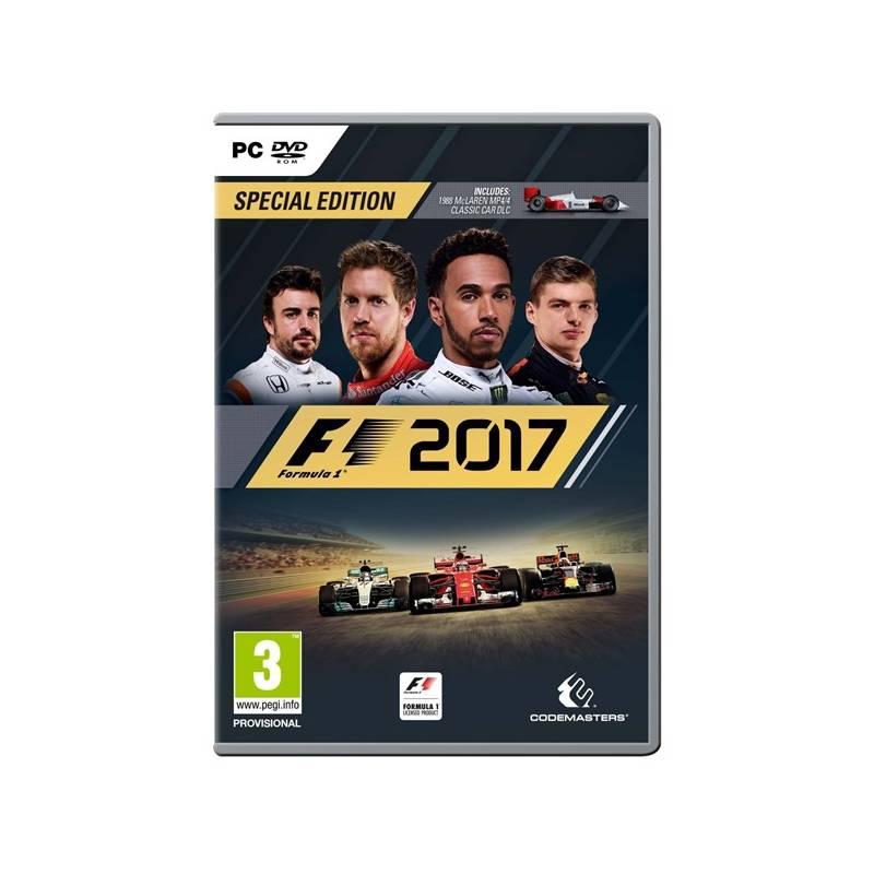 Hra Codemasters PC F1 2017 (92171219)