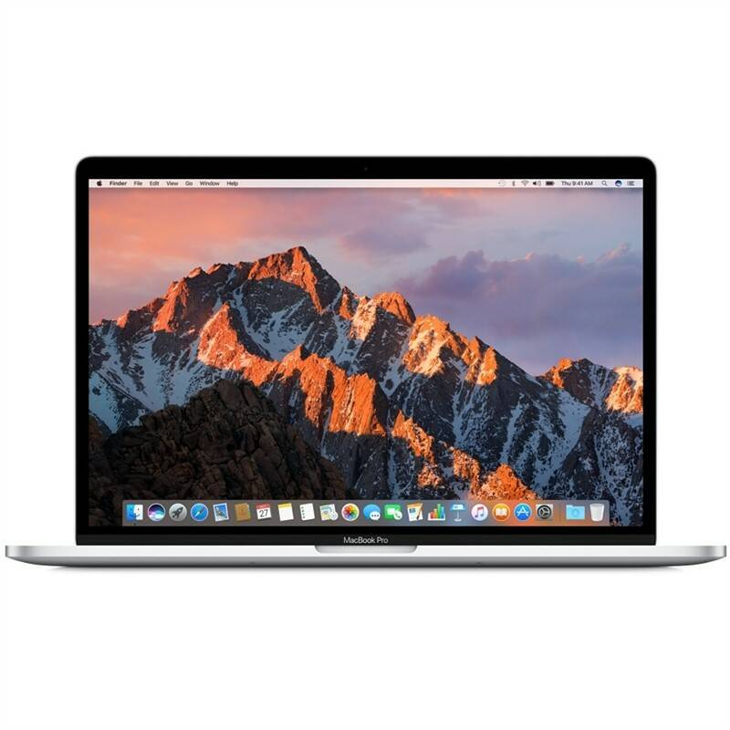 "Notebook Apple MacBook Pro 15"" s Touch Bar 512 GB (2019) - Silver SK verze (MV932SL/A)"
