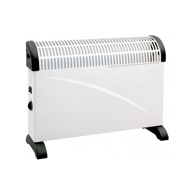 Teplovzdušný konvektor ELEM TCPM2000 biely