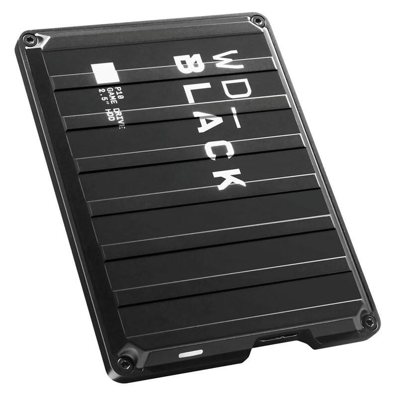 Externý pevný disk Western Digital WD_Black 2TB P10 Game Drive (WDBA2W0020BBK-WESN) čierny