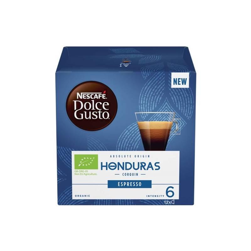 Kapsule pre espressa Nescafé Dolce Gusto Honduras