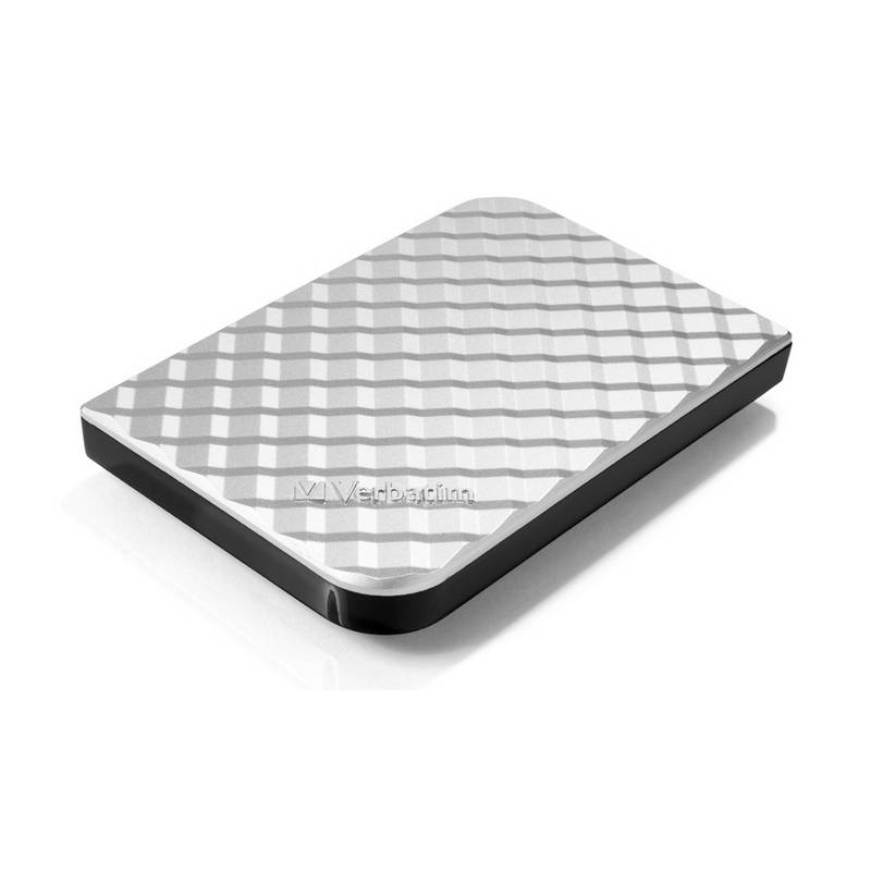 Externý pevný disk Verbatim Store 'n' Go GEN2 1TB (53197) strieborný