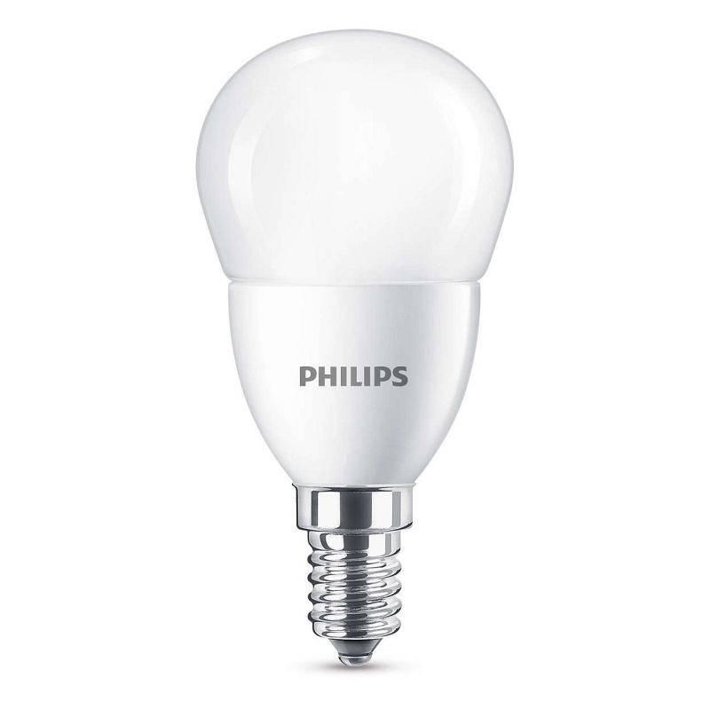 Žárovka LED Philips klasik, 7W, E14, teplá bílá (8718696702895)