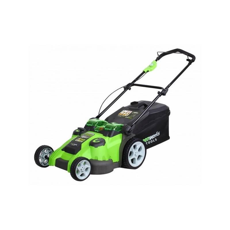 Kosačka Greenworks G40LM49DB (bez baterie) + Doprava zadarmo