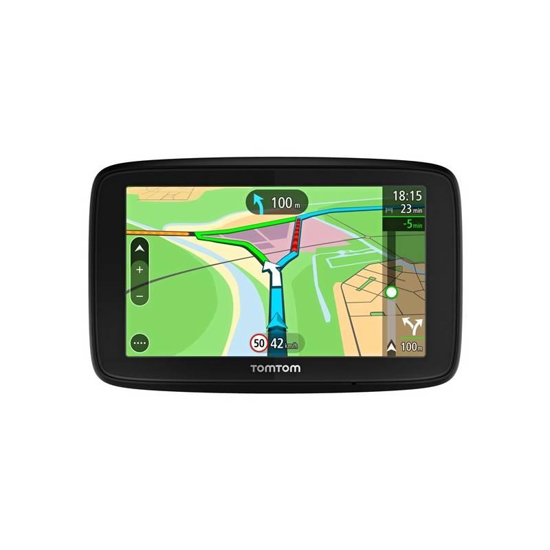 Navigačný systém GPS Tomtom VIA 53 Europe LIFETIME mapy (1AL5.002.00) čierna + Doprava zadarmo