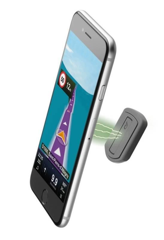 Držiak na mobil CellularLine MAG4 Handy Force (MAG4HANDYFORCE) čierny