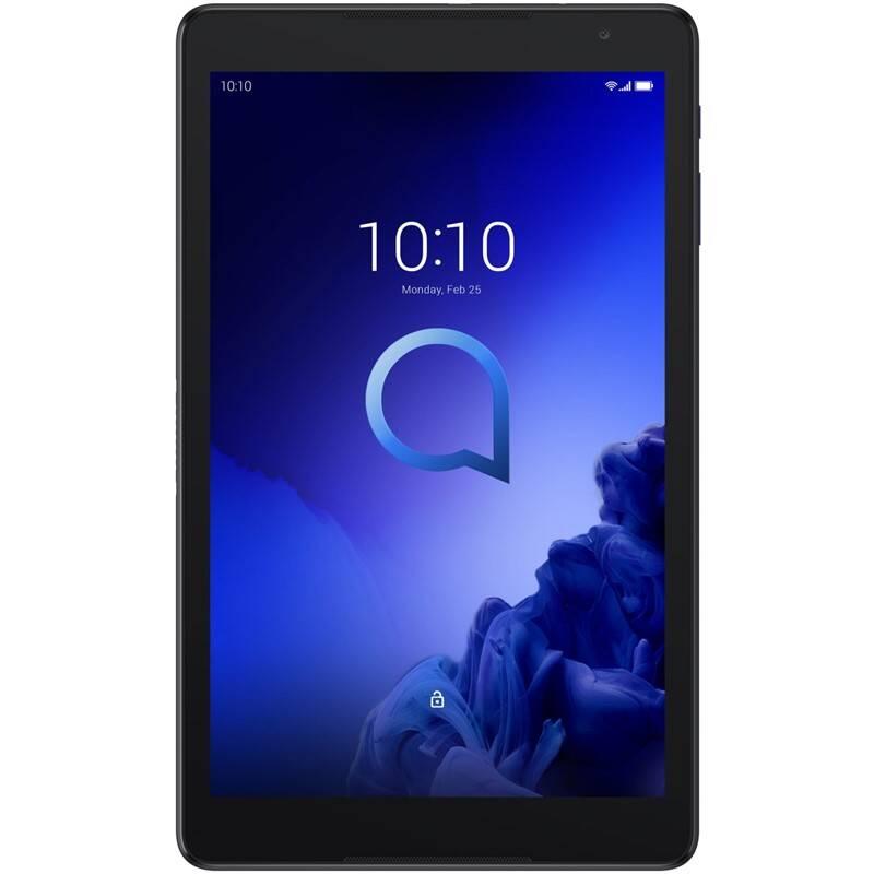 Dotykový tablet ALCATEL 3T 10 LTE + audio stanice (8088X-3AALCZ1-A) černý