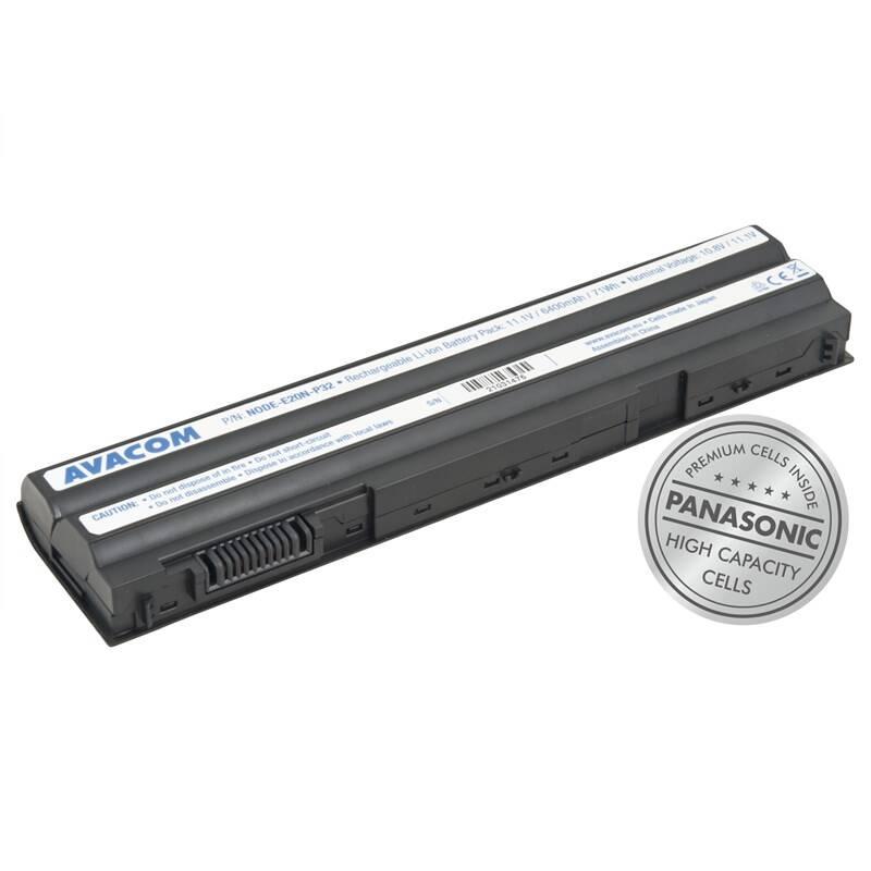 Batéria Avacom Dell Latitude E5420, E5530, Inspiron 15R, Li-Ion 11,1V 6400mAh 71Wh (NODE-E20N-P32)