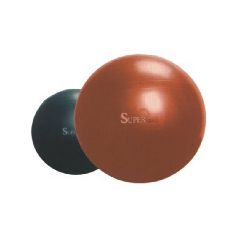 Gymnastická lopta Master SUPER BALL průměr 75 cm červený