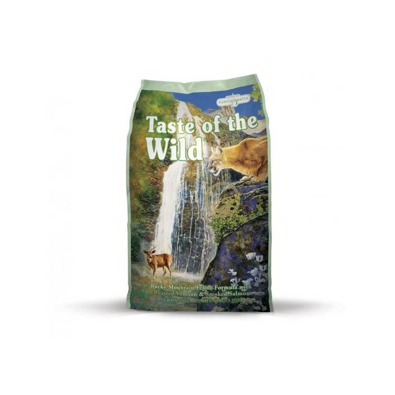 Granuly Taste of the Wild Rocky Mountain Feline 6,6 kg