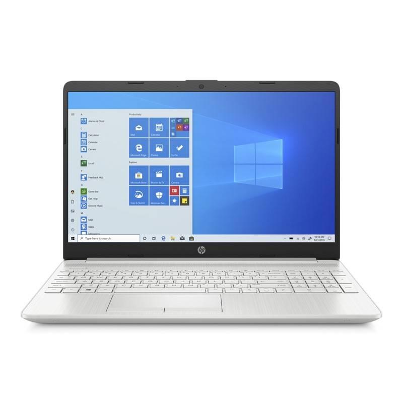 Notebook HP 15-gw0602nc (244P8EA#BCM) strieborný + Doprava zadarmo