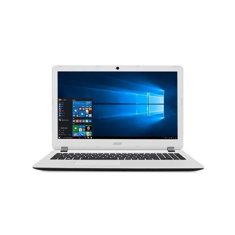 Notebook Acer Aspire ES15 (ES1-572-P9JU) (NX.GD2EC.001) čierny/biely + Doprava zadarmo