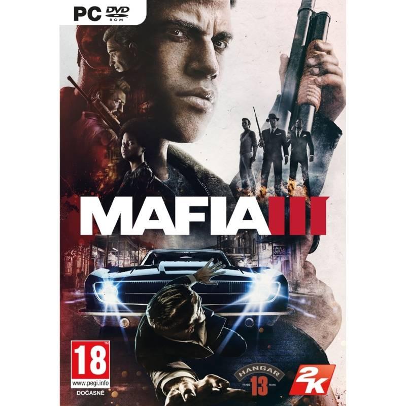 Hra 2K Games PC Mafia III (CEPC12110)