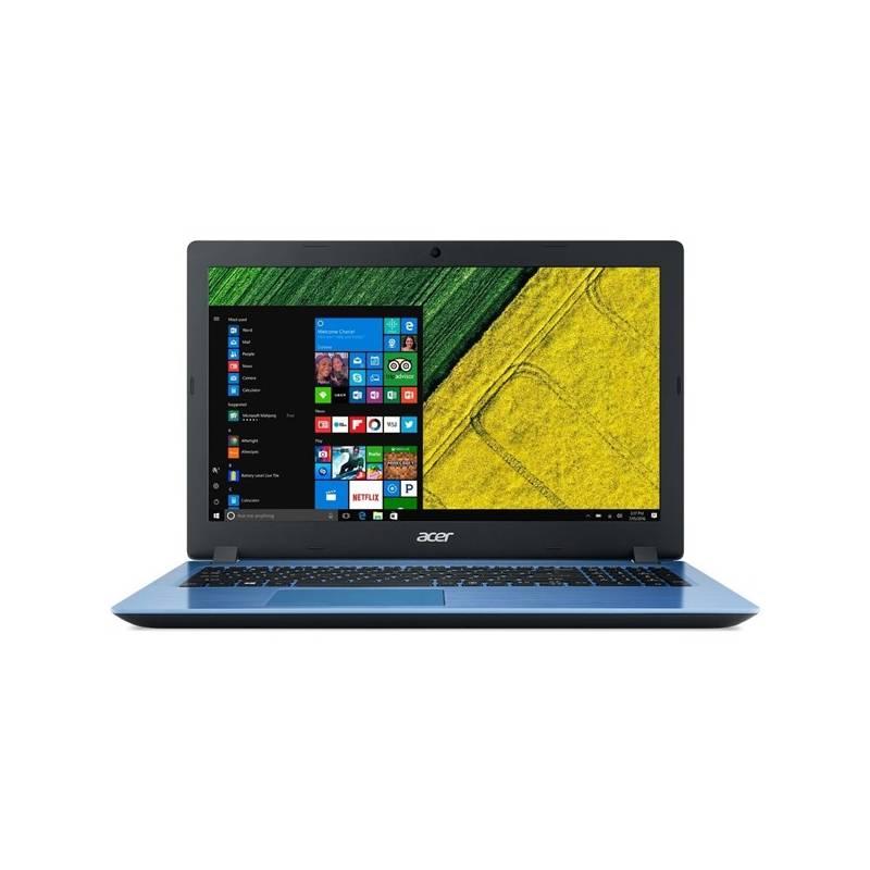 Notebook Acer Aspire 3 (A315-32-P2TD) (NX.GW4EC.001) modrý + Doprava zadarmo