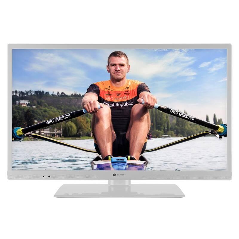 Televize GoGEN TVH 32R540 STWEBW bílá + GoGEN záruka 40 měsíců