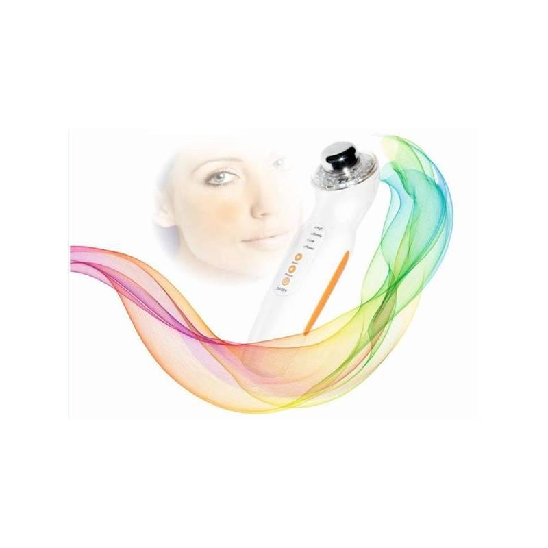 Kozmetický LED prístroj Luna Lite 5in1, bielá + Doprava zadarmo
