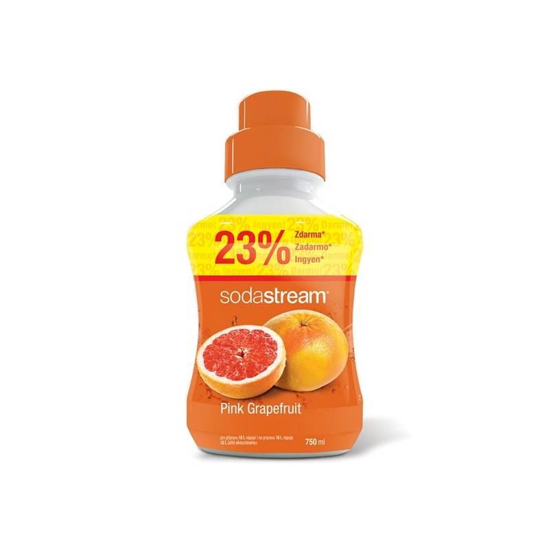 Príchuť pro šumivú vodu SodaStream Pink Grapefruit 750ml