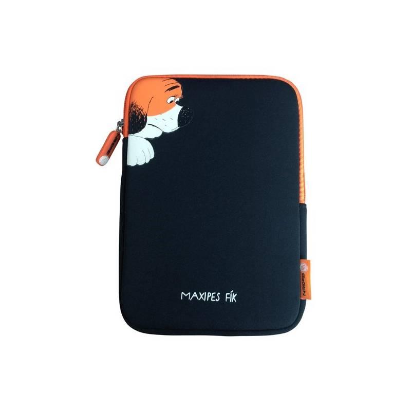 """Puzdro na tablet GoGEN neoprenové pro 8"""" - dětské (GOGTA8CASECH) čierne/oranžové"""