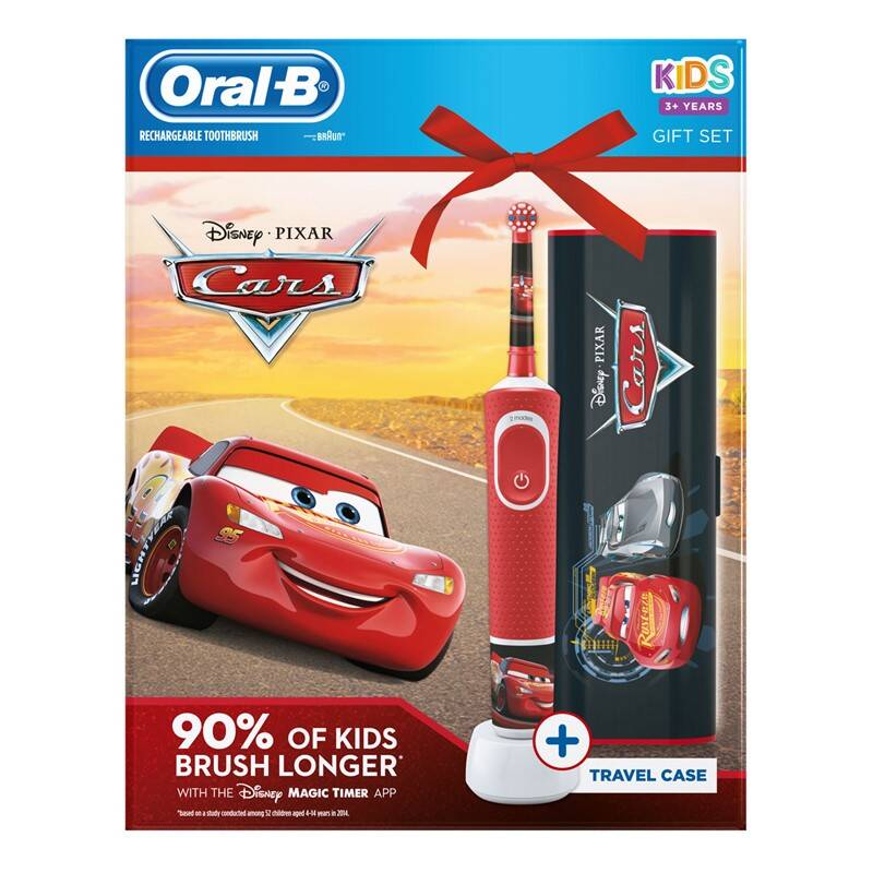 Zubná kefka Oral-B Cars