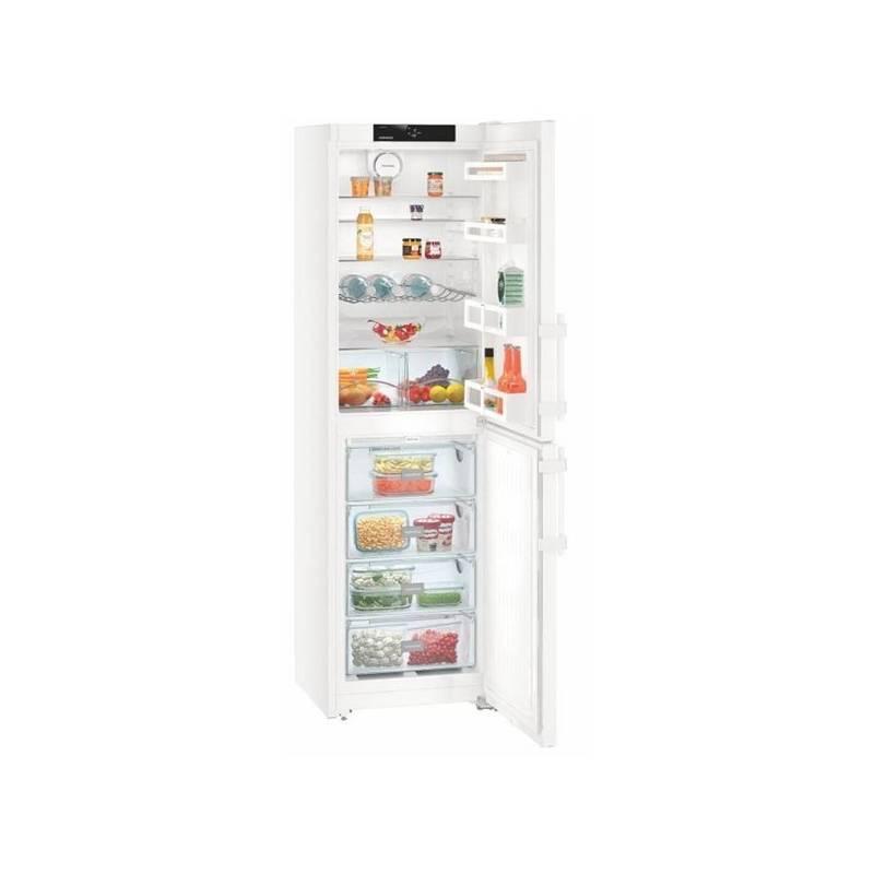 Kombinácia chladničky s mrazničkou Liebherr CN 3915 biela + Doprava zadarmo