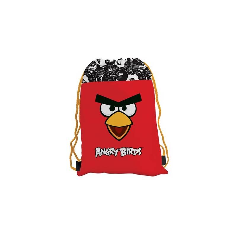 Vrecko na prezuvky P + P Karton Angry Birds + Doprava zadarmo