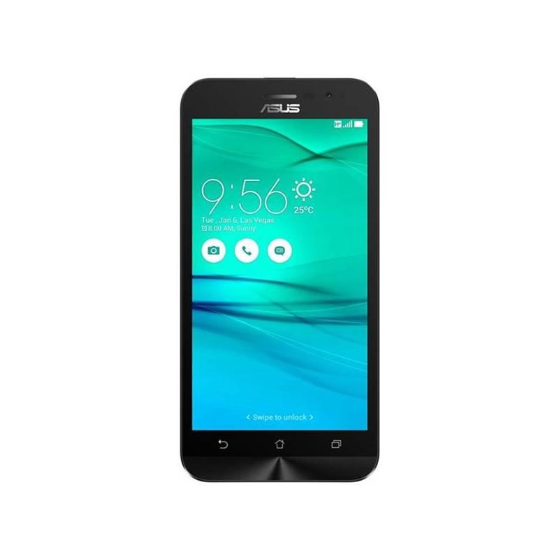 Mobilný telefón Asus ZenFone GO ZB500KG-1A001WW (ZB500KG-1A001WW) čierny Software F-Secure SAFE, 3 zařízení / 6 měsíců (zdarma)