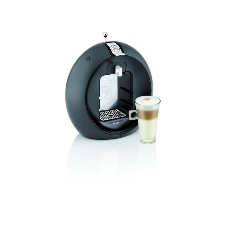 bfe5a3289 Espresso Krups NESCAFÉ Dolce Gusto Circolo KP5000 čierne/nerez | HEJ.sk