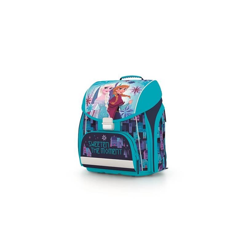 Aktovka školská P + P Karton PREMIUM Frozen