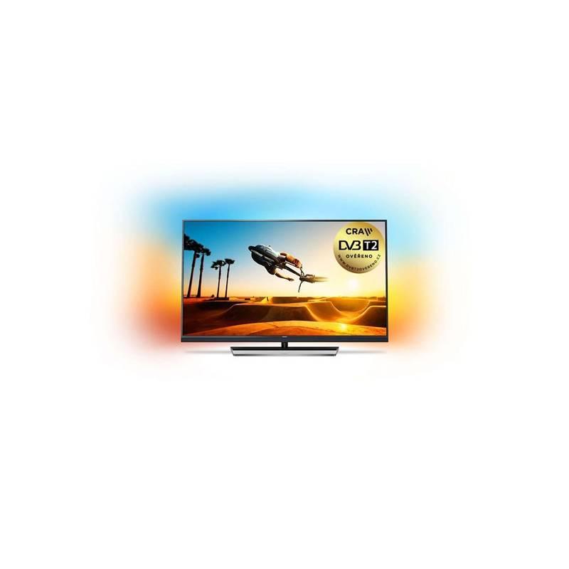 Televízor Philips 55PUS7502/12 Titanium + Doprava zadarmo